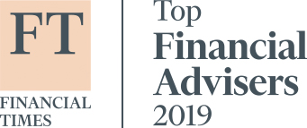 Financial Times Top Advisors of 2019