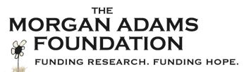 The Morgan Adams Foundation logo
