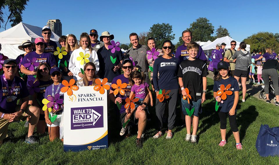 Walk to End Alzheimer's photo